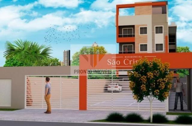 Apartamento para Venda em São José dos Pinhais, SÃO CRISTOVÃO, 3 dormitórios, 1 banheiro,  - Foto 4