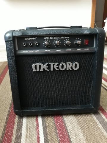 Amplificador de contrabaixo meteoro 15w