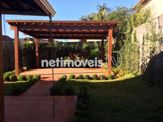 Casa de condomínio à venda com 3 dormitórios em Francisco pereira, Lagoa santa cod:759734