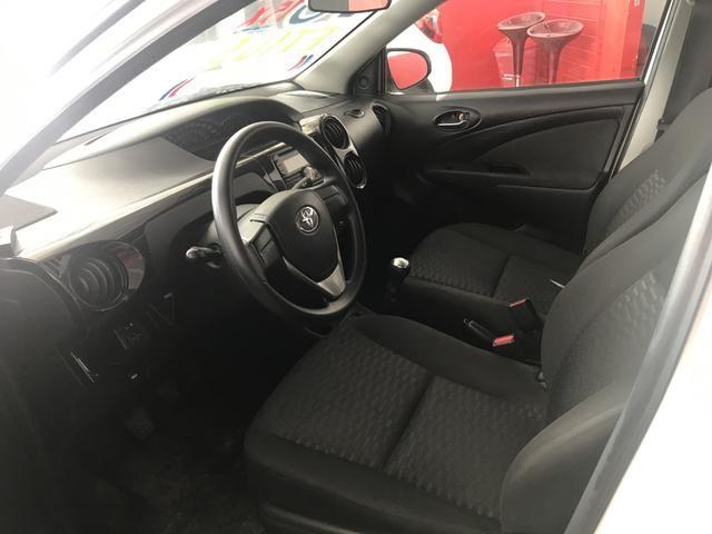 Etios x 1.5 2016 Sedan Completo - Foto 5
