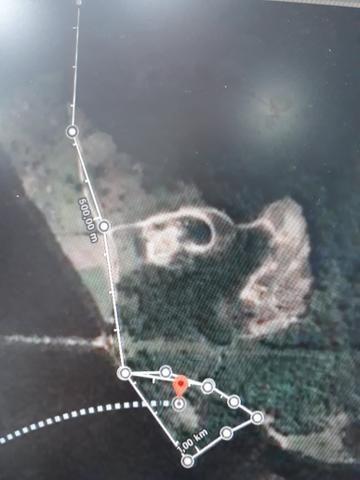Urgente!!!Torro terreno proximo do asfalto br 116 1km - Foto 14