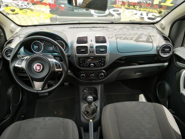 Fiat Palio Attractive 1.0 Flex - Foto 8