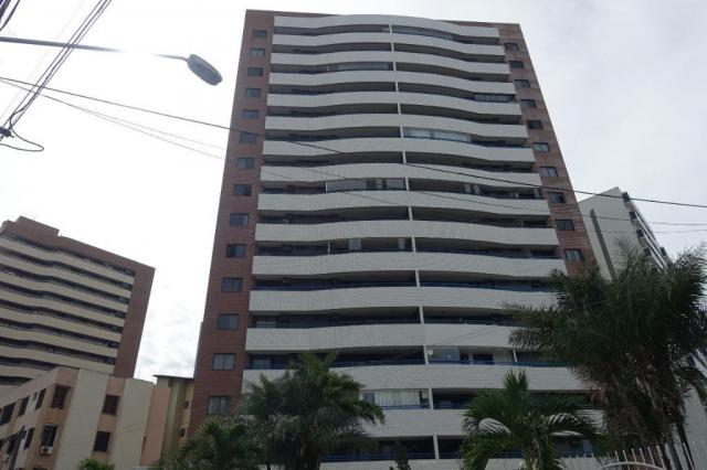 Apartamento com 3 dormitórios à venda, 148 m² por R$ 850.000 - Aldeota - Fortaleza/CE