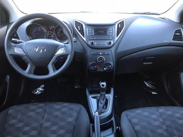 Hyundai hb20 1.6 comfort style 16v flex 4p automático 2016 - Foto 9