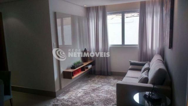 Apartamento à venda com 3 dormitórios em Sagrada família, Belo horizonte cod:578091 - Foto 4