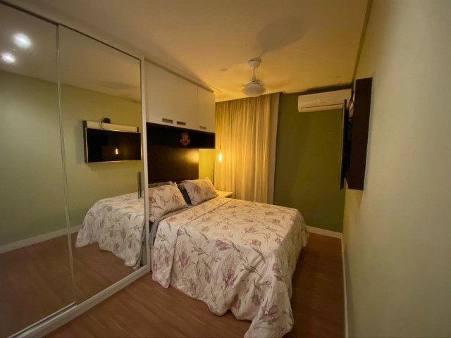LO- Lindo apartamento de 02 quartos na Praia das Gaivotas - Foto 11