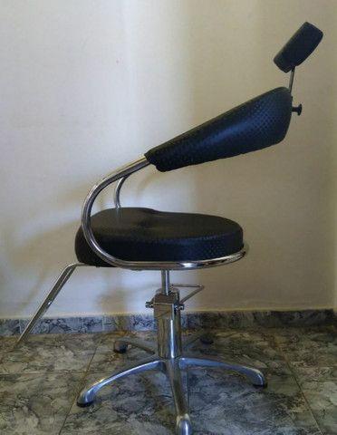 Cadeira de Maquiagem - Foto 4