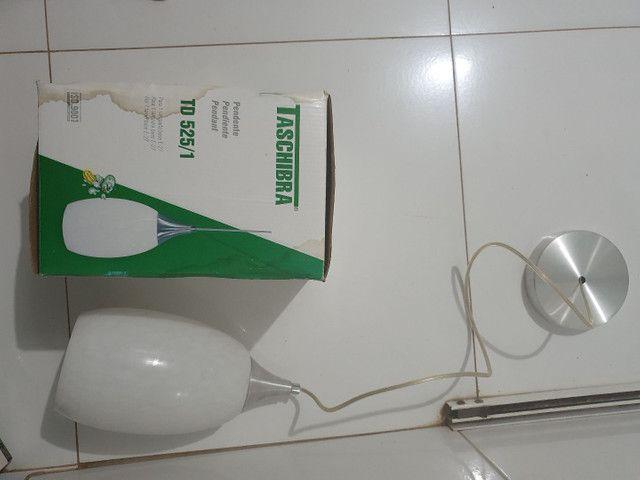 Luminária Pendente Taschibra - Foto 5