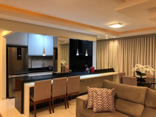 Apartamento 3 quartos todo mobiliado próximo ao lago aratimbó em Umuarama/Pr