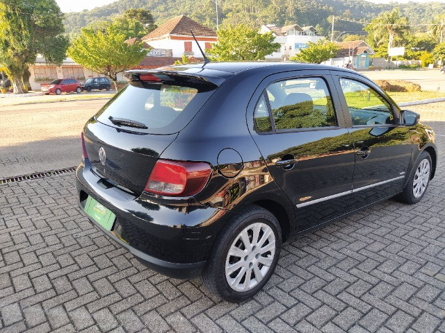 Volkswagen Novo Gol Power 1.6 2013 - Foto 5