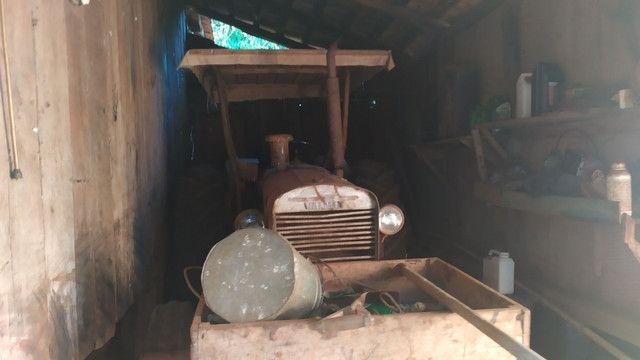 Trator Valmet 600D raridade colecionador 1966 - Foto 3