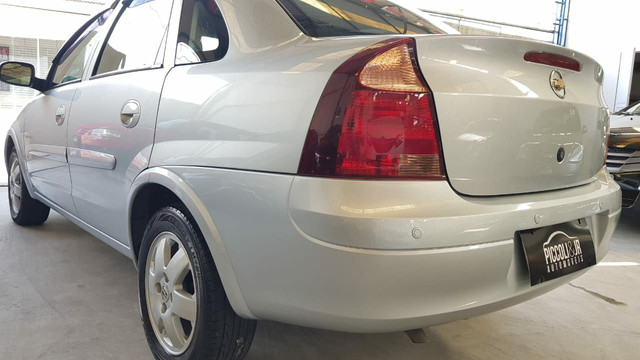 GM Corsa Sedan Premium  1.4 flex completissimo , impecavel - Foto 4