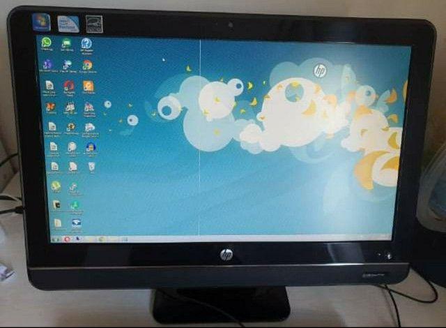 Computador HP Omini 200 PC TV All in one