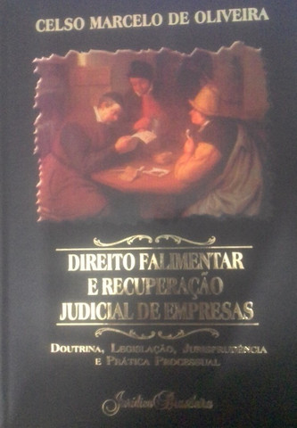 Lote De 4 Livros De Direito - Direito Falimentar Ética Justiça Criminal