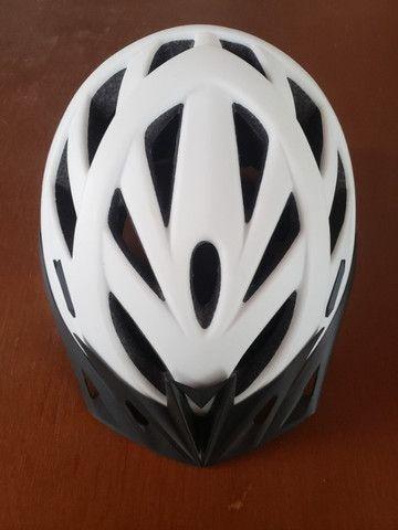 Capacete Bike regulável - Foto 4