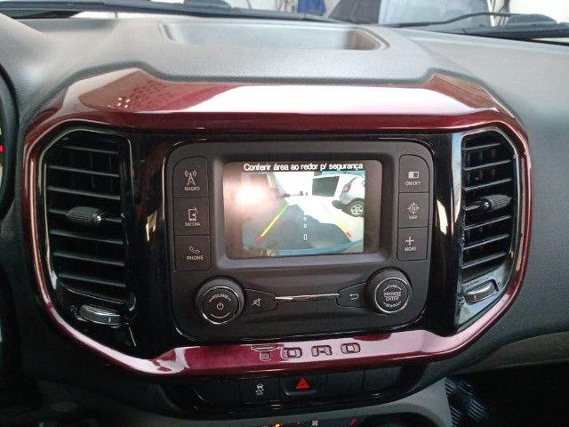 Fiat-Toro freedom 1.8 aut+Gnv Financiamos sem comprovação de renda - Foto 12