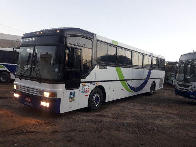 Vendo ônibus Scania k113