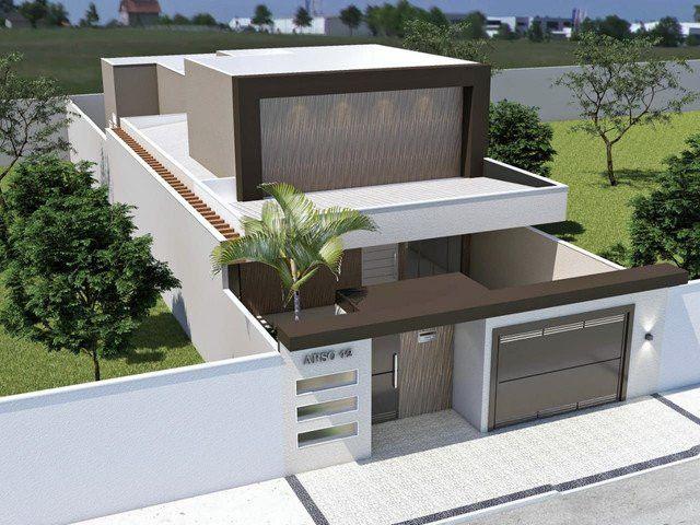Casa lindíssima prox a havan 3/4 snd 1suíte + área de lazer