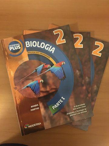 Livro de Biologia - 2 ano E.M.