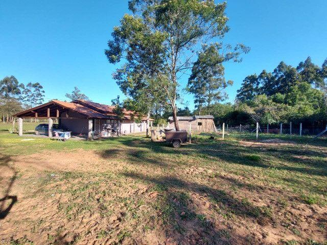 Velleda aluga sítio de 1 hectare, plano, com belíssima casa, confira! - Foto 16