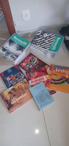 Livros Bernoulli terceiro ano
