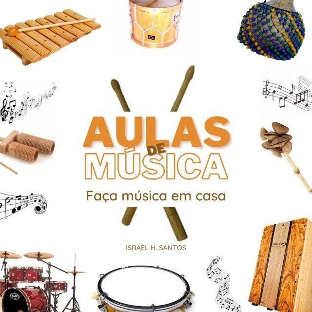 Aulas De Música - Faça Música Em Casa