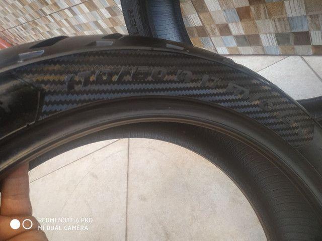299.00 pneu semi novo 170-50-17 - Foto 2