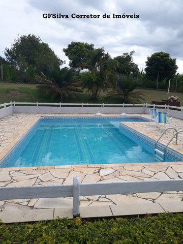Chácara 30.000 m2 Casa 4 dorm. , suite, Píscina , fácil acesso Ref. 424 Silva Corretor - Foto 3