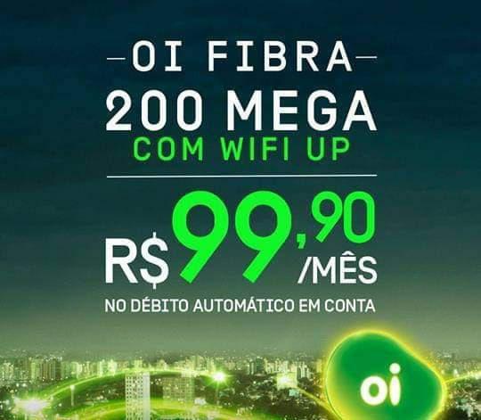 Wi-fi fibra