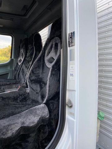 Mercedes Benz Accelo 915 ano 2010 baú térmico - Foto 6