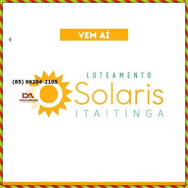 Loteamento Solaris em Itaitinga $%¨&*( - Foto 9