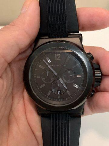 Relógio Michael Kors AllBlack - Foto 5