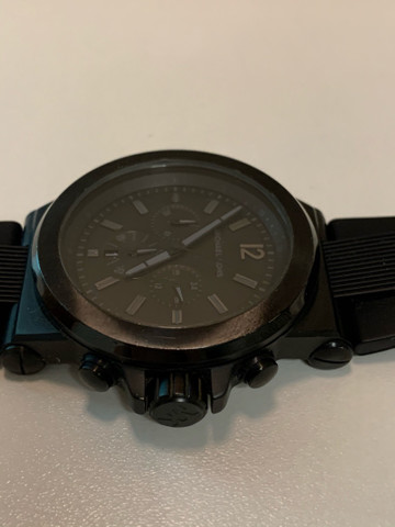 Relógio Michael Kors AllBlack