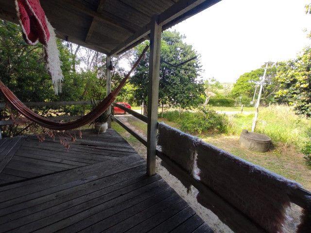 Velleda oferece terrenão c/ casa, galpão e arborizado em condomínio fechado - Foto 9
