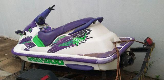 Jet ski sea doo spi - Foto 5