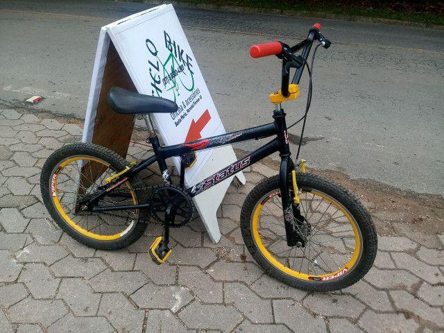 Vendo bicicletas semi novas - Foto 2