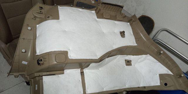 Acabamentos laterais porta malas Kia Sorento - Foto 3