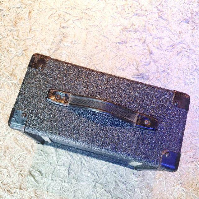 Amplificador para Guitarra Peavey Balser 158 USA - Usado - Somos Loja - Foto 5