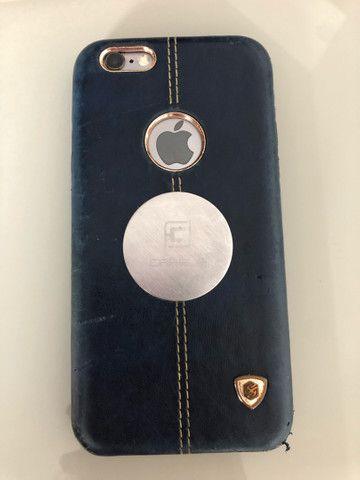 Iphone 6s Semi Novo - Acompanha caixa original - Foto 5
