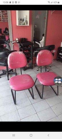 Cadeira para Escritório/ Edição especial Manicure  - Foto 6