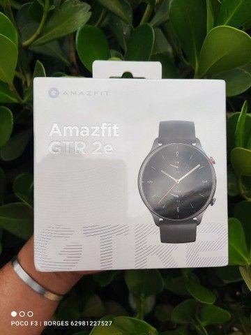 Amazfit GTR 2e preto