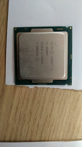 Processador Intel i5 6600T