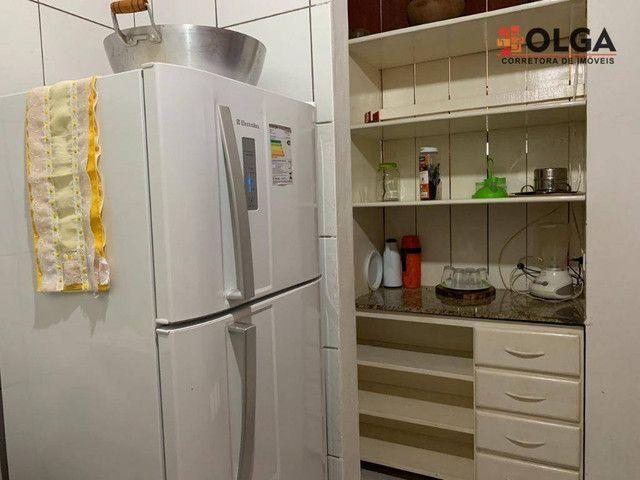 Casa com área gourmet em condomínio fechado, à venda - Gravatá/PE - Foto 13