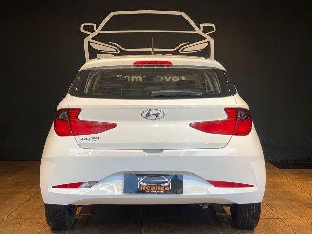 Hyundai HB20 1.0M (Flex) Sense 2020 - Foto 6