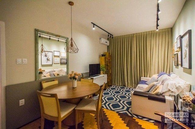 Apartamento com 2 dormitórios à venda, 81 m² por R$ 264.998,98 - Centro - Canoas/RS - Foto 2