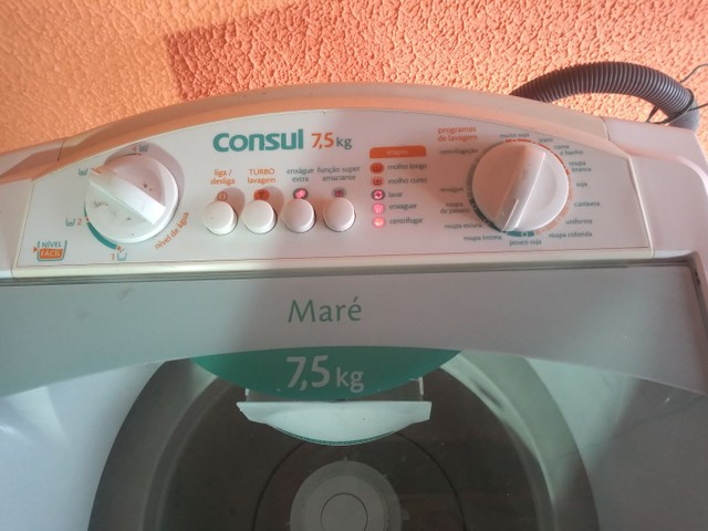 Lavadora Consul 7.5 kg  - Foto 6