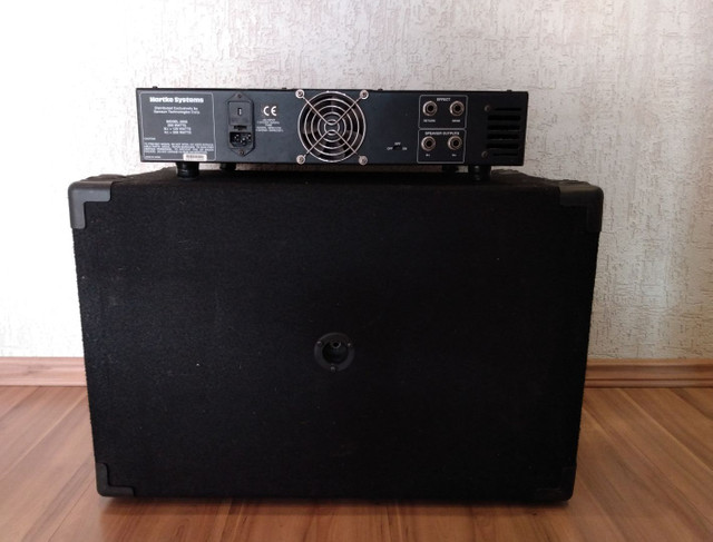 Caixa / Gabinete Para Contra Baixo ESTsystem 2x10 400W - Foto 3