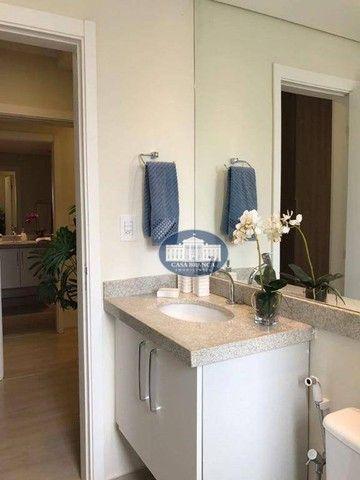 Apartamento com 2 dormitórios , 1 suite à venda, 84 m², lazer completo - Parque das Painei - Foto 8