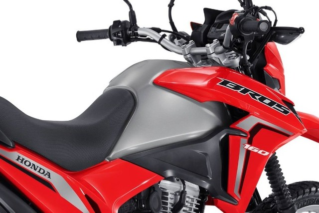 Motocicleta Honda Bros 160 2022 - Foto 5