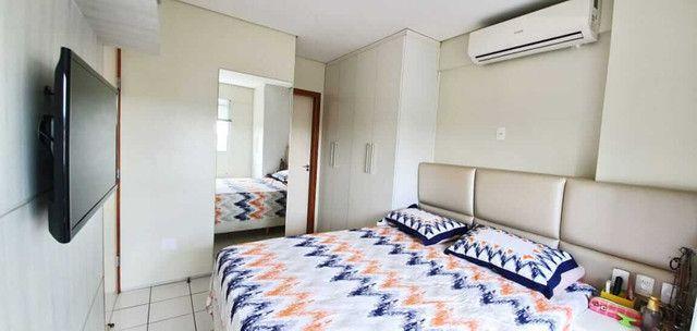 44 Apartamento no Bairro dos Noivos 71m² com 03 quartos, todo mobiliado!(TR55717) MKT - Foto 6
